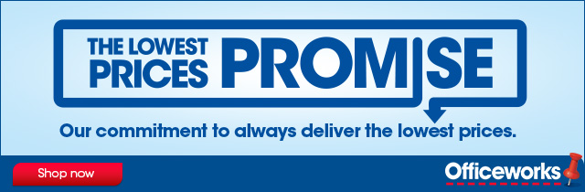 Officeworks Lowest Price Promise
